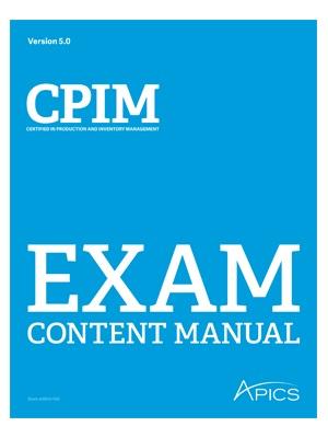 edownload apics cpim exam content manual version 5 0 rh apics org apics cpim exam content manual version 6.0 APICS CPIM Modules