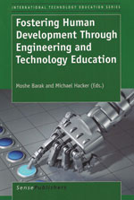 Fostering Human  Development Through  Engineering and  Technology Education By Moshe Barak and Michael Hacker