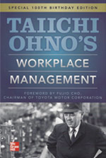 This year marks the 100th anniversary of the birth of Taiichi Ohno, the father of the Toyota Production System. Ohno was a machine shop manager; a managing director; and, eventually, an executive vice president. But his legacy goes much further than his impact at Toyota.