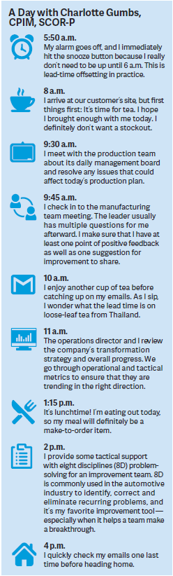 Continuously Improving Supply Chain's Future | APICS | APICS Magazine
