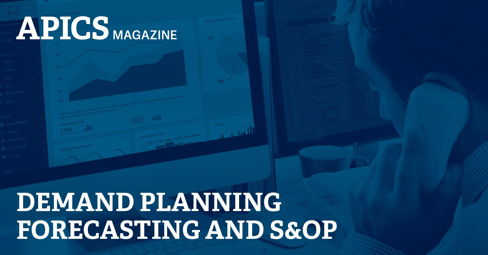 Demand Planning, Forecasting and S&OP