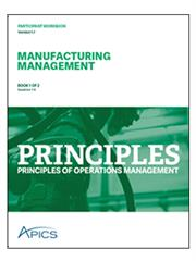 Manufacturing Management Workbook 1
