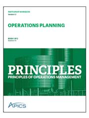 Operations Planning Workbook 1