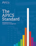 The APICS Standard: Raising the bar on supply chain management