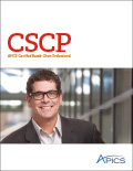 CSCP: APICS Certified Supply Chain Professional