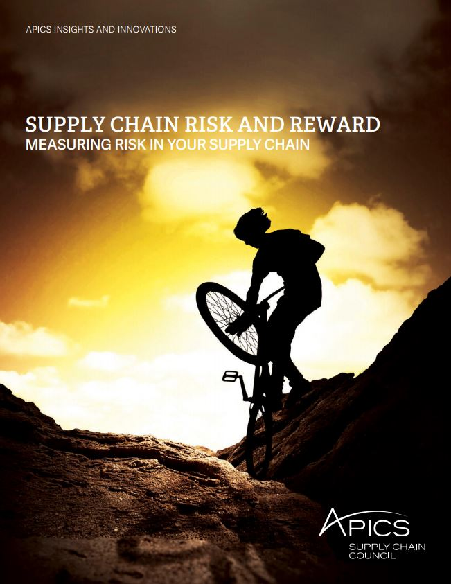 Supply Chain Risk and Reward Report Cover