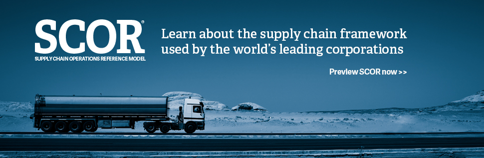 Learn about the supply chain framework used by the world's leading corporations