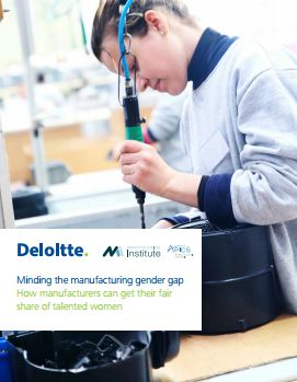 Minding the Manufacturing Gender Gap