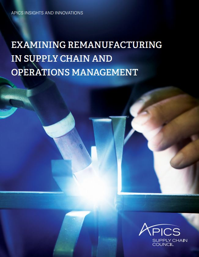 remanufacturing report