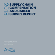 2018 Supply Chain Compensation and Career Survey Report