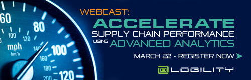 Logility Webinar Accelerate Supply Chain Performance Using Advanced Analytics