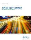 APICS Dictionary, 14th edition