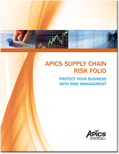 APICS Supply Chain Risk Folio
