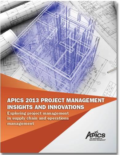 APICS Project Management Report