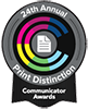 Communicator Awards Print Distinction